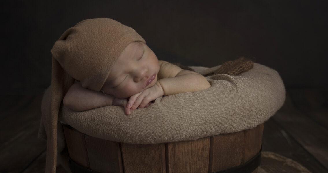 Nyfødt fotgrafering
